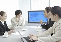 1 会社概要の決定のイメージ